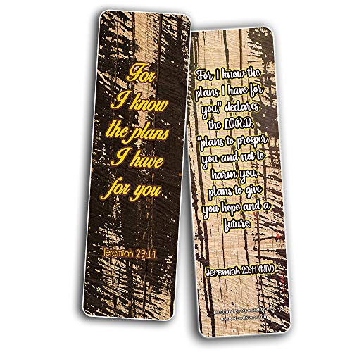 Bookmarks for Encouraging Wisdom Words for Entrepreneurs (30 Pack) - Well Designed and Easy To Memorize Bible Verses - Stocking Stuffers Devotional Bible Study - Church Ministry Supplies Teacher Gifts
