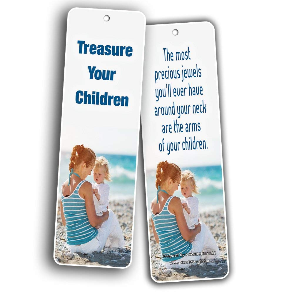 Family Quotes Parenting Love Bookmarks 60 Pack New8store