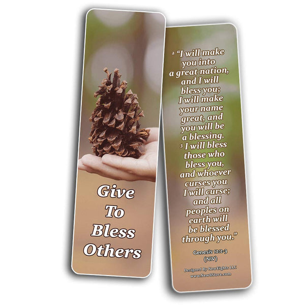 Christian Bookmarks for Biblical Financial Principles Series 3