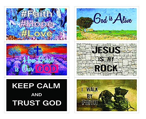 Assorted Christian Kids Postcards Series 2 (60-Pack) dummy