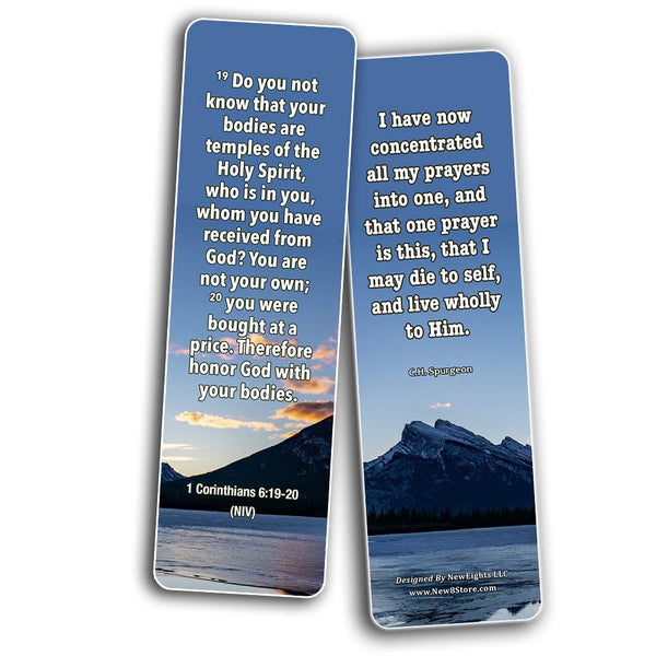The Serenity Prayer Bookmarks