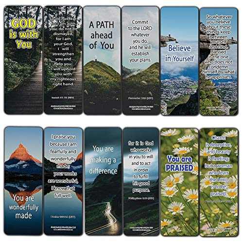 Daily Planners Encouragement Bookmarks Series 2 (12-Pack)