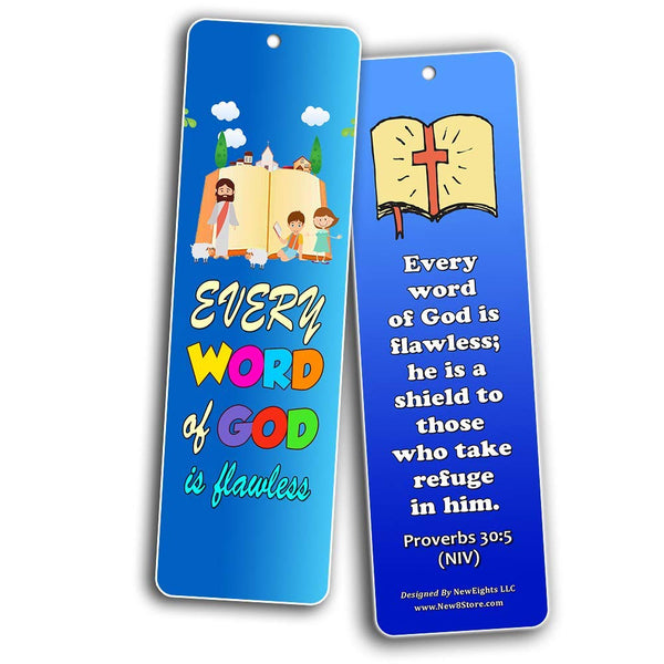 Great Memory Verses for Kids Bookmarks Series 2