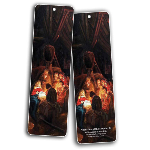 Famous Christianity Clasisic Art Paintings Bookmarks
