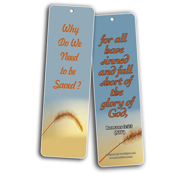 Gospel Bookmarks