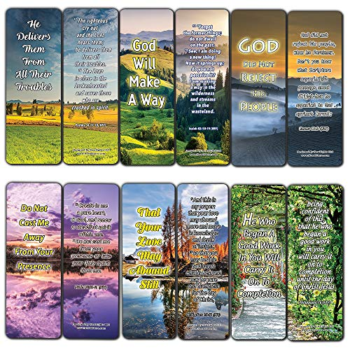 God's Not Done With You Bible Bookmarks