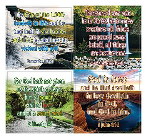 Life Giving Bible Verses Stickers