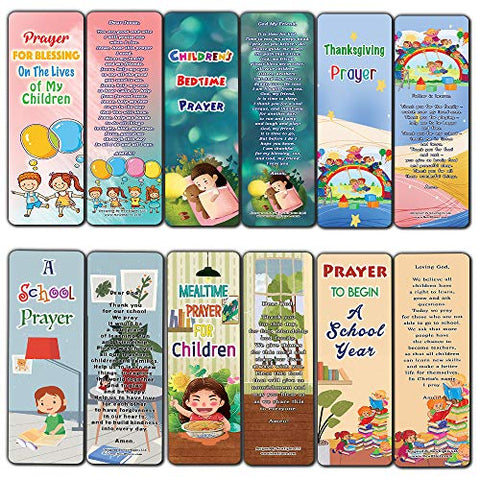 A Prayer For Our Children Bookmarks