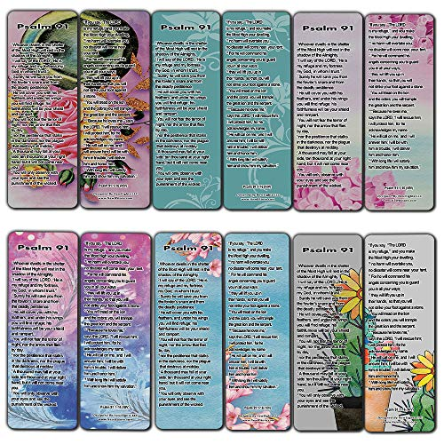 Psalm 91 Bookmarks NIV for Women