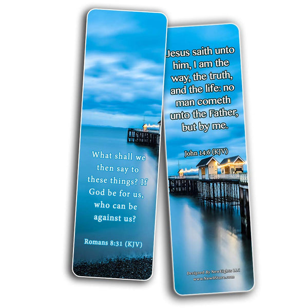 Life Giving Bible Verses Bookmarks Cards