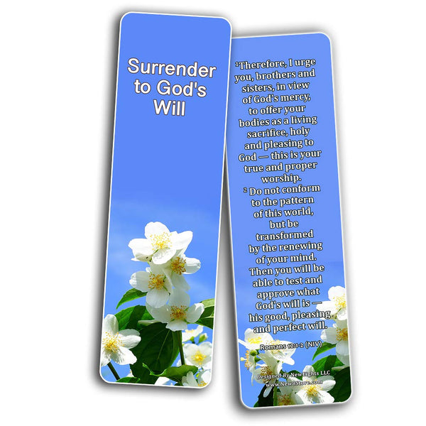Keys to Knowing God's Will for Your Life Bookmarks