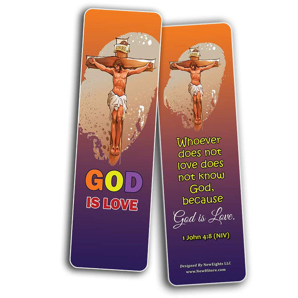 Amazing Grace Bible Bookmarks for Kids