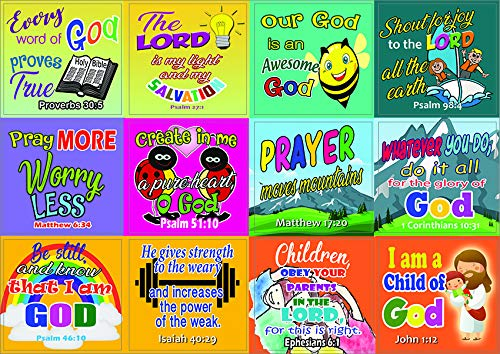 Easy Bible Scriptures for Kids