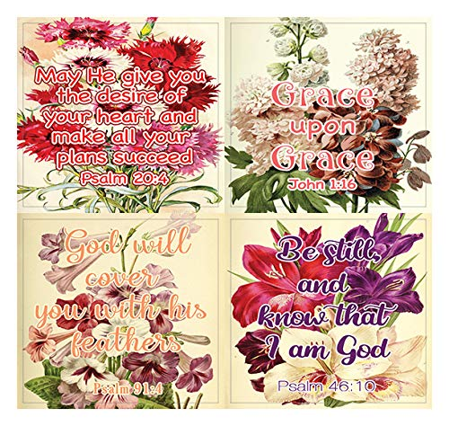 Christian Stickers for Women Series 4