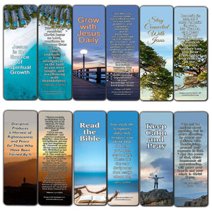 Spiritual Growth Bible Bookmarks