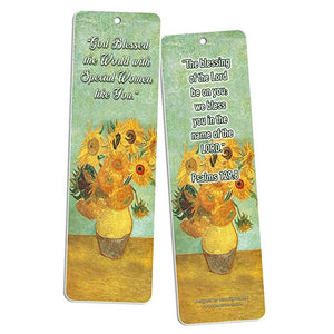 Christian Bookmarks for Women - Special Women Cards (60-Pack)
