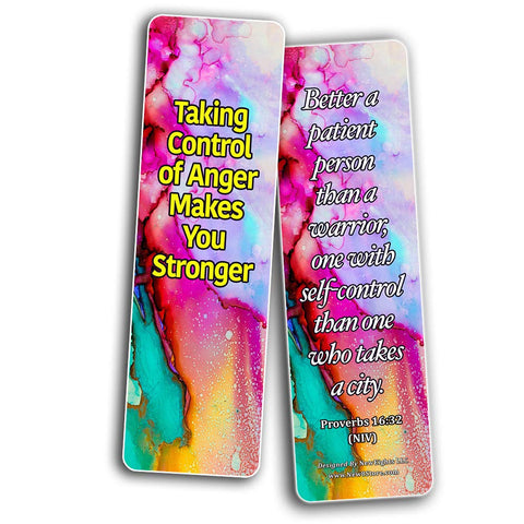 Scriptures Bookmarks for Teens