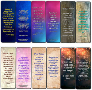 Prayers for Nations Bookmarks (30-Pack) - Handy Prayer Perfect for Our Nation