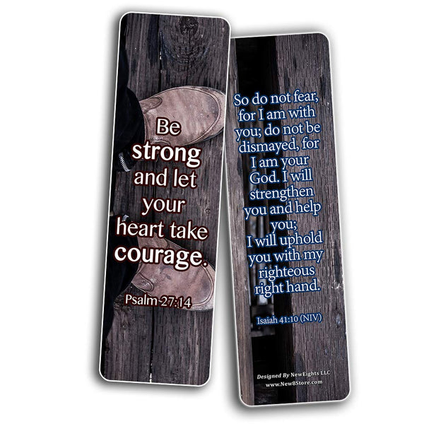 Bookmarks for Christian Military Bookmarks