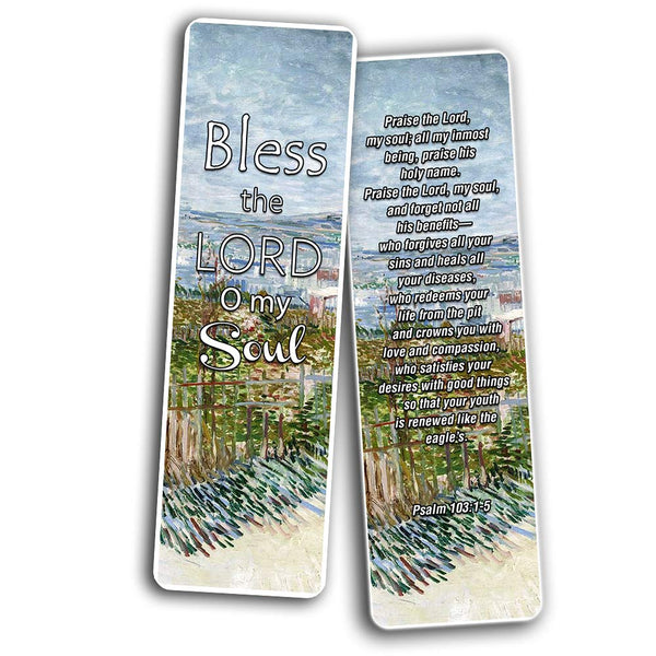 Christian Bookmarks - In Christ Alone