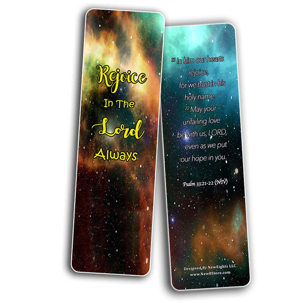Hope in God Bible Bookmarks