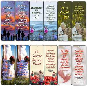 Children Are a Gift From God Bookmarks (60-Pack) - Perfect For Sunday Schools and Ministries