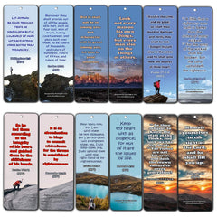 Bible Verses on Leadership Bookmarks