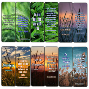 Bible Verses to Soothe Your Soul Bookmarks Cards
