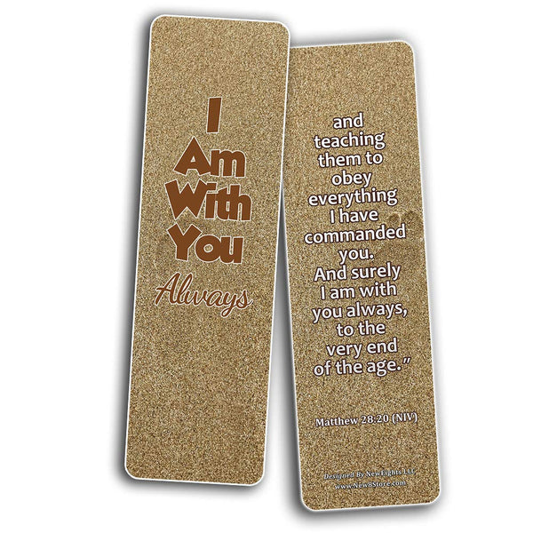 Bible Verses Bookmarks for Those Dealing with Disappointment