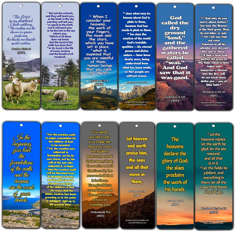 Bible Verses About Grace KJV (30 Pack) - Handy Reminder About God?s Grace