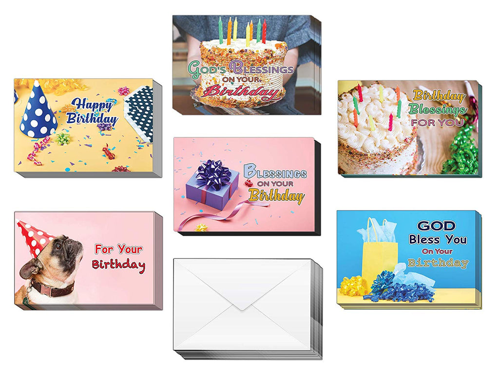 Religious Birthday Cards New8Store