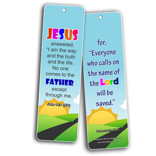 Easy Bible Scriptures for Kids - Powerful Word of God