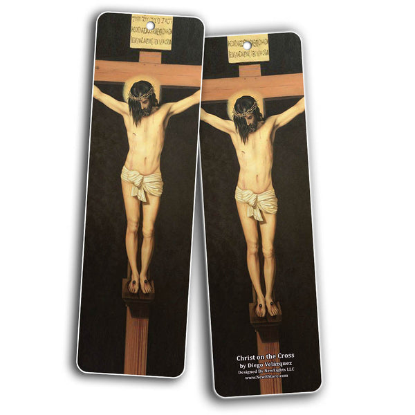 Famous Christianity Clasisic Art Paintings Bookmarks (60-Pack)