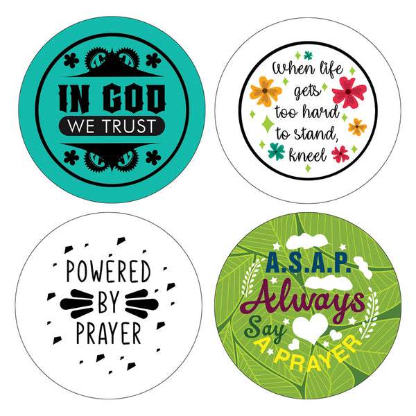 Prayer Stickers (20-Sheet)