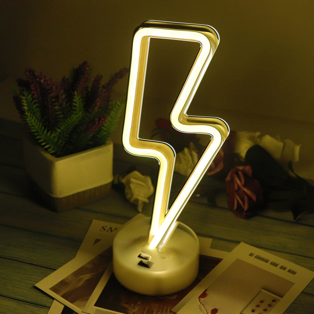 SPACEY™ - Battery Operated Neon Light - SPACEY