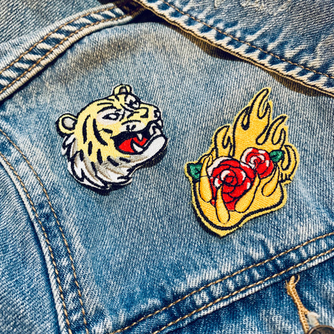 FIERCE Patch Set