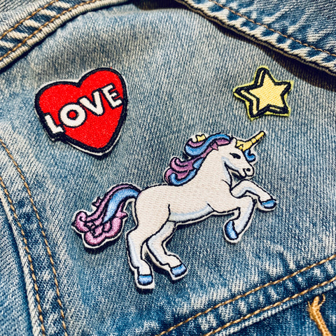 UNICORN LOVE Patch Set