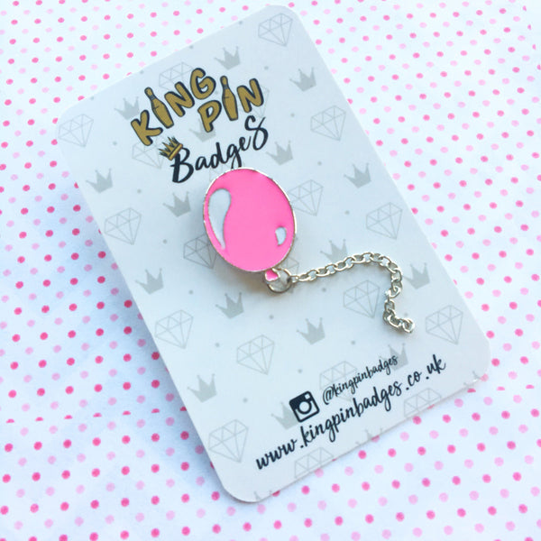 BALLOON Enamel Pin Badge
