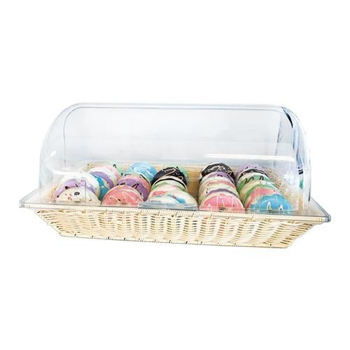 Rectangular Bread Basket - Eco Prima Home and Commercial Kitchen Supply