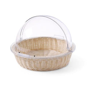 Round Bread Basket - Eco Prima Home and Commercial Kitchen Supply
