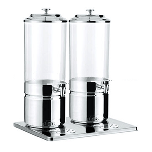 10L Double Head Juice Dispenser - Eco Prima Home and Commercial Kitchen Supply