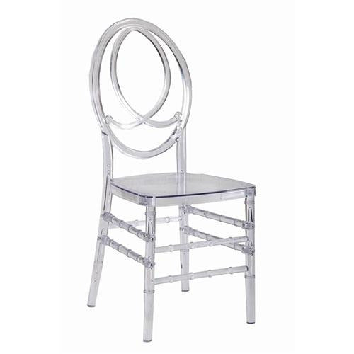 Crystal Banquet Chair - Eco Prima Home and Commercial Kitchen Supply