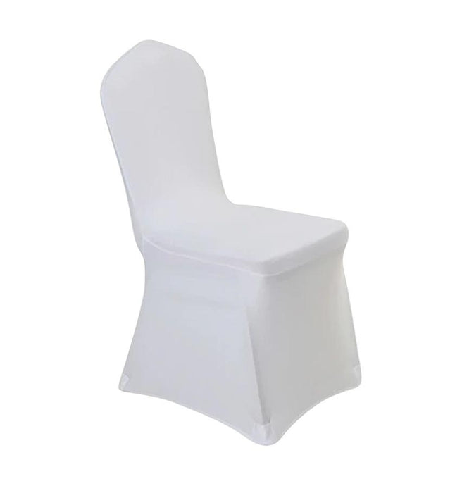 White Chair Cover - Eco Prima Home and Commercial Kitchen Supply