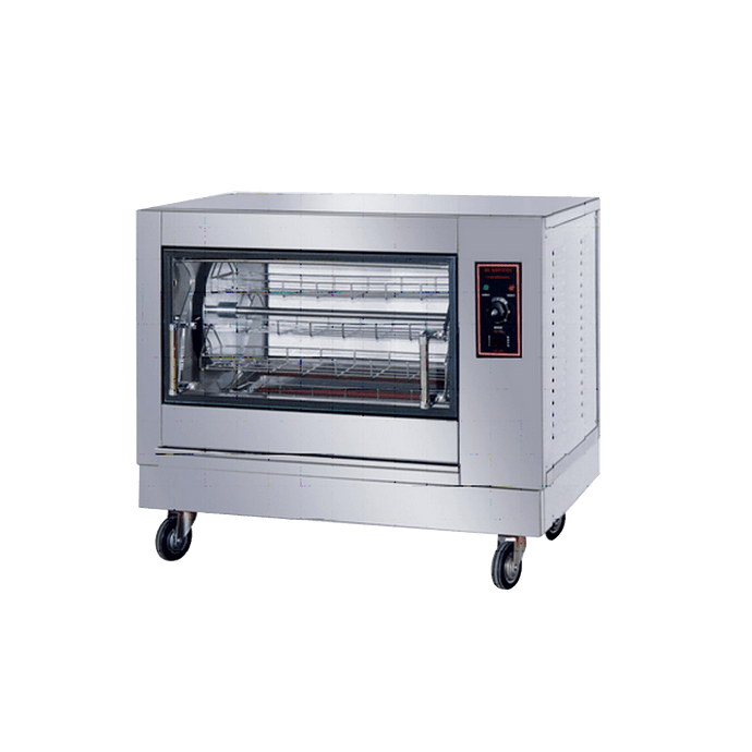 Small Electric Rotisserie Machine - Eco Prima Home and Commercial Kitchen Supply