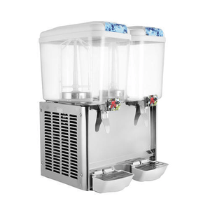 12L Double Head Electric Juice Dispenser - Eco Prima Home and Commercial Kitchen Supply