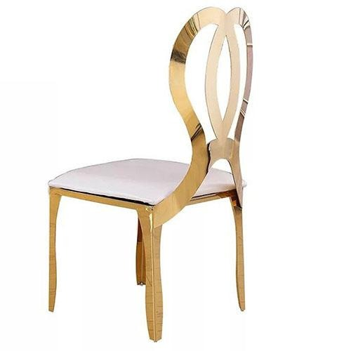 Gold Eternity Banquet Chair - Eco Prima Home and Commercial Kitchen Supply