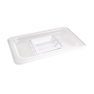 1/4 Polycarbonate Gastronorm Lid - Eco Prima Home and Commercial Kitchen Supply