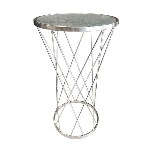 Round Cocktail Table - Eco Prima Home and Commercial Kitchen Supply