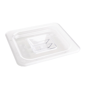 1/6 Polycarbonate Gastronorm Lid - Eco Prima Home and Commercial Kitchen Supply