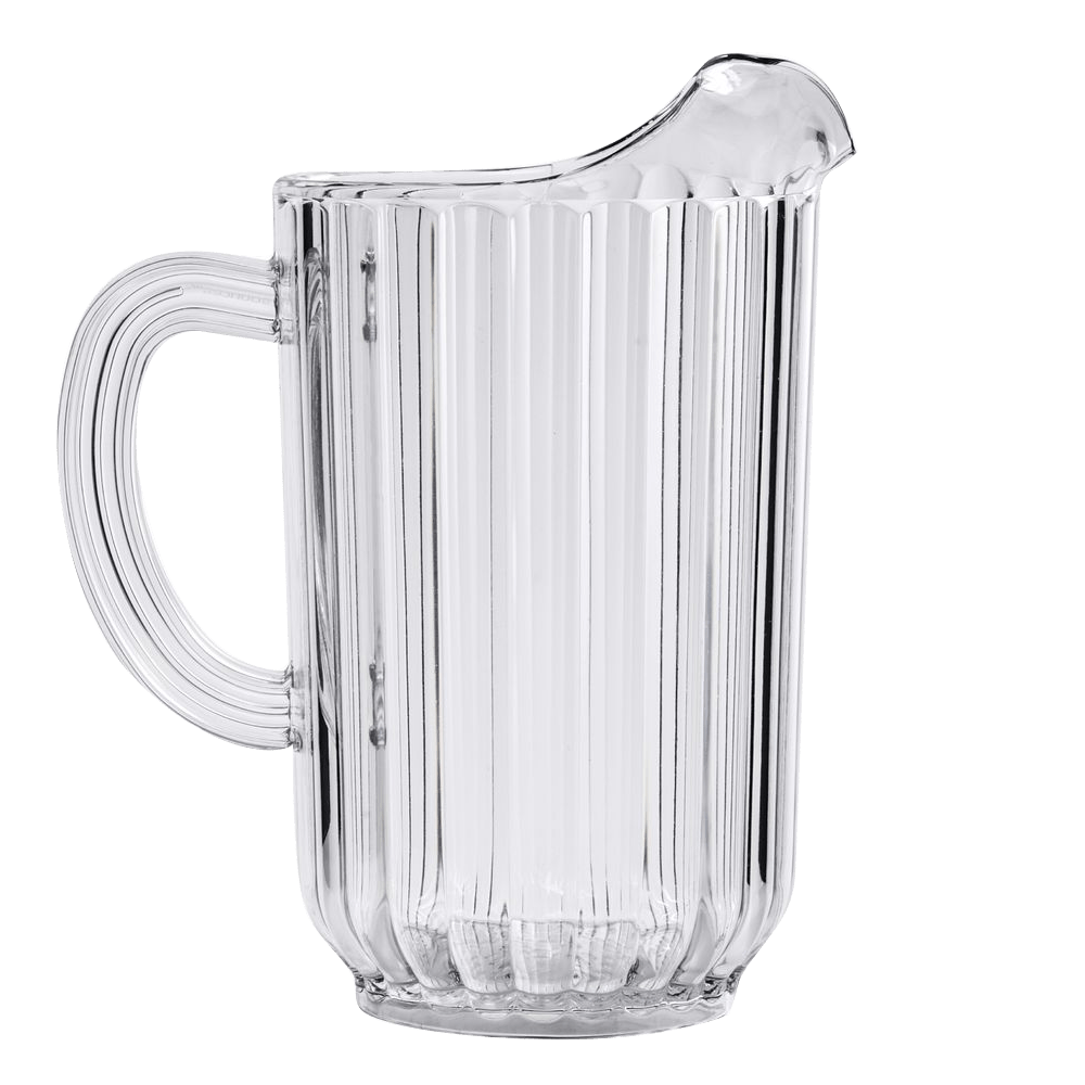 1.8L Acrylic Pitcher - Eco Prima Home and Commercial Kitchen Supply